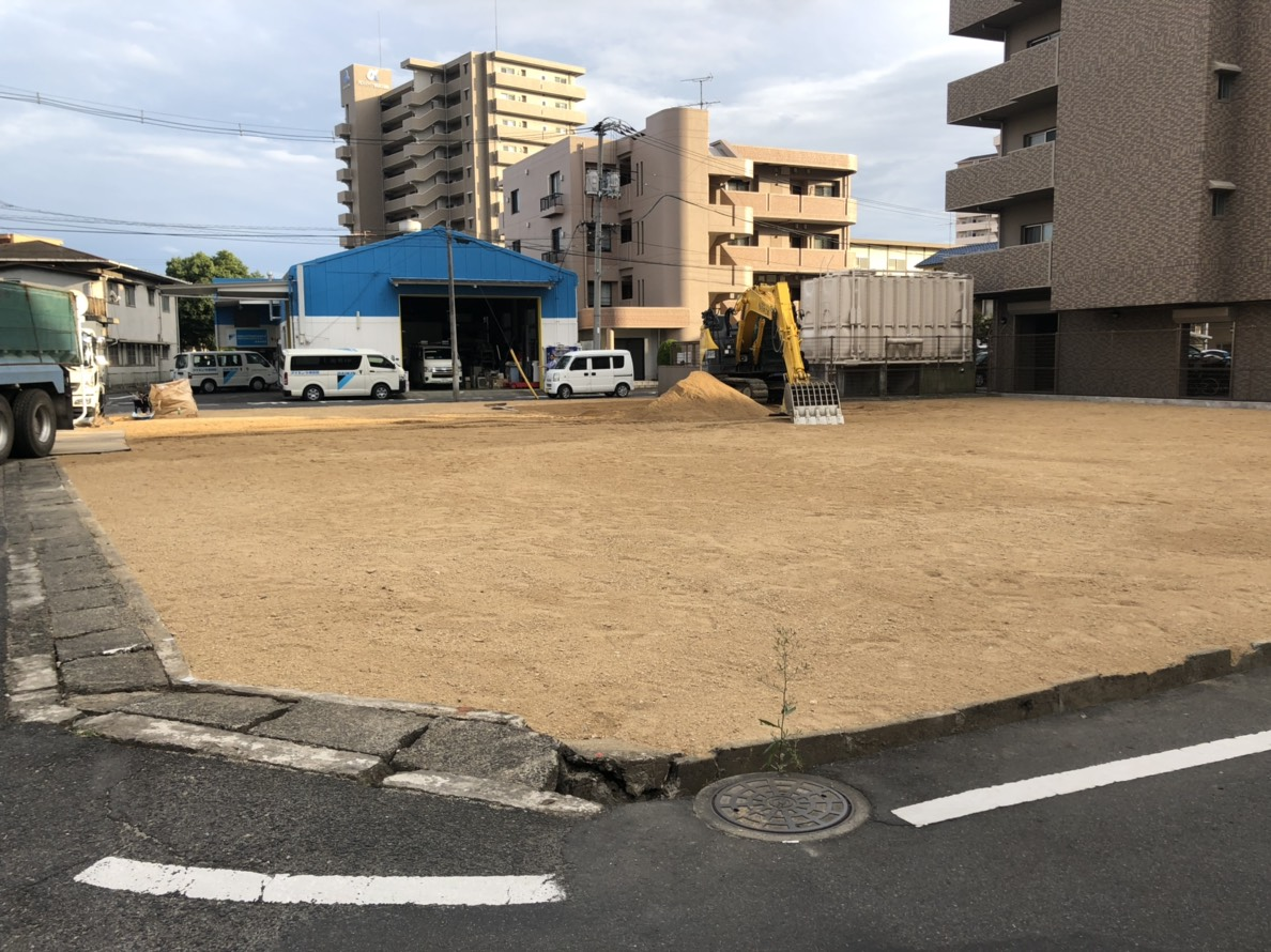 工場解体工事 施工完了